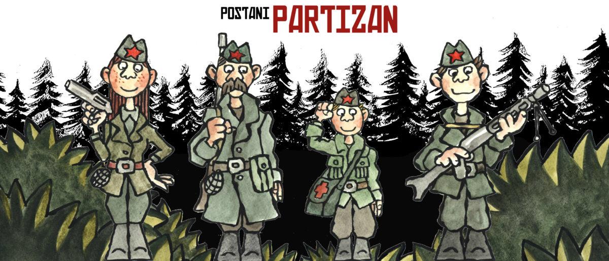 Postani Partizan